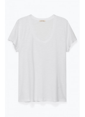 Tee-Shirt Jacksonville 48 Blanc