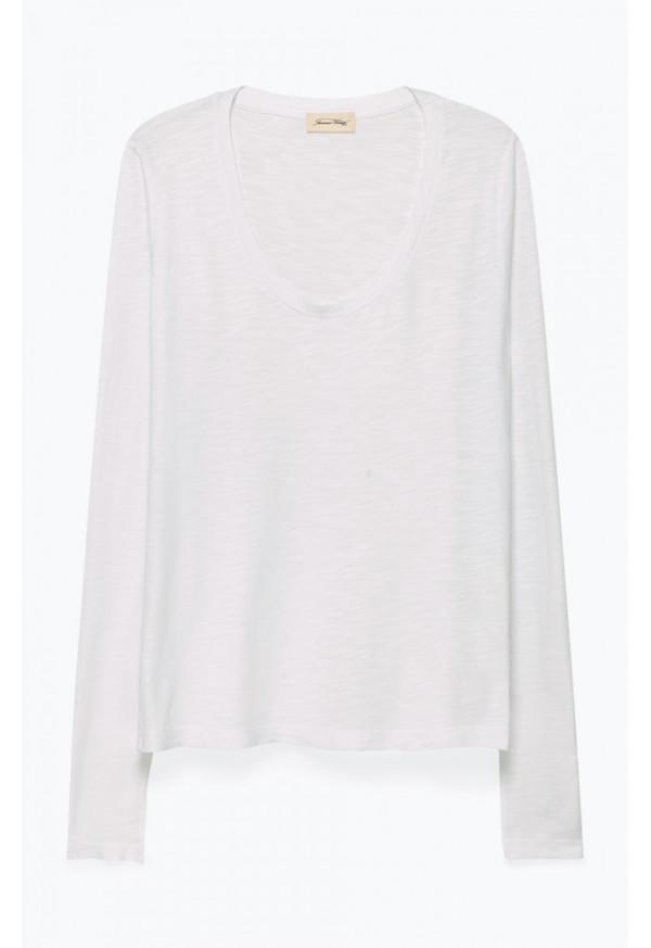 Tee-Shirt  Jacksonville 49 Blanc