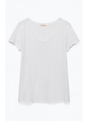 Camiseta Sonoma 33 Blanc
