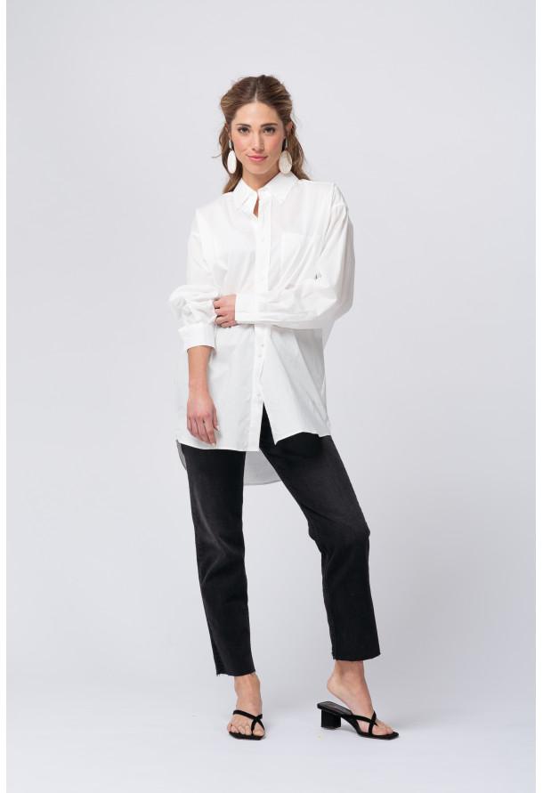 Shirt Krimcity 105 Blanc