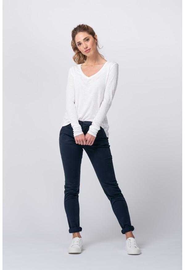 Camiseta Kobibay 58 Blanc