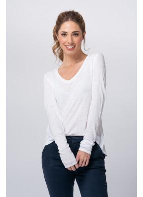 Tee-shirt Kobibay 58 Blanc