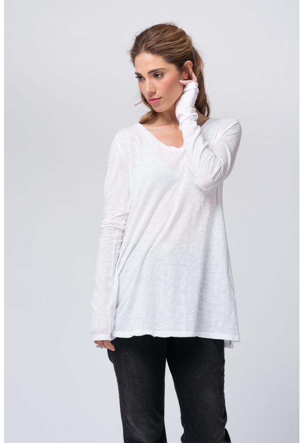 Camiseta Lorkford 21 Blanc