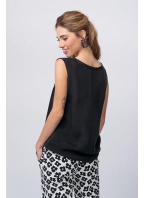 Tee-shirt Nonogarden 152 Carbone