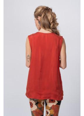 Tee-shirt  Nonogarden 152 Sanguine