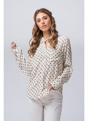 Shirt Aline Écru