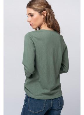 Camiseta Ambroise Vert