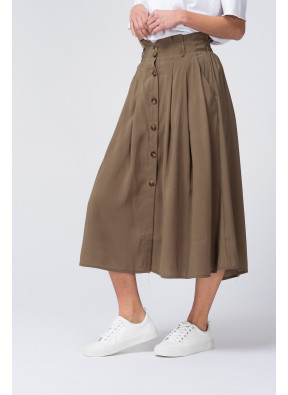 Skirt Air Kaki