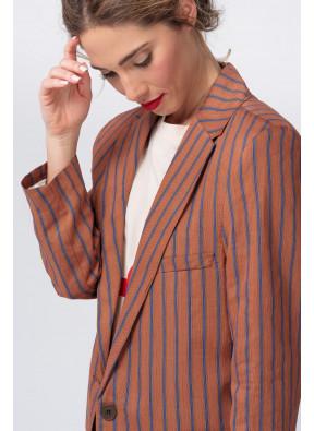 Veste Rosario Blue Stripes