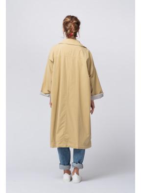 Trench coat S20W232 Sand