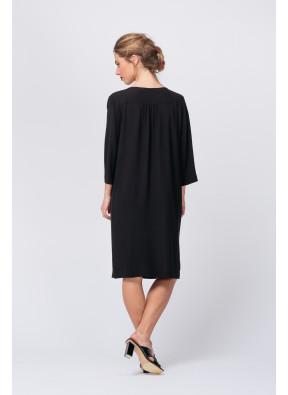 Vestido S20F743 Asphalt