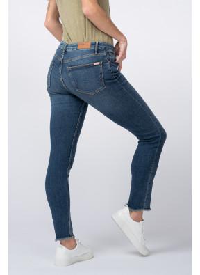 Jean skinny cropped Lily B-210
