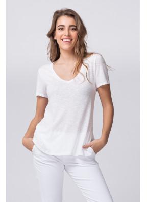 Tee-Shirt Kobibay 57 Blanc