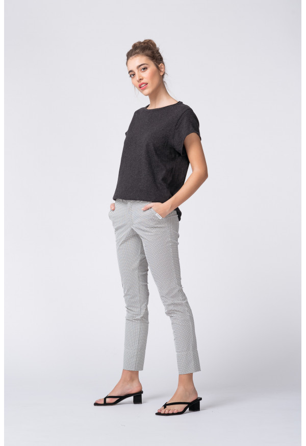 Tee-shirt Sonoma 30t Anthracite