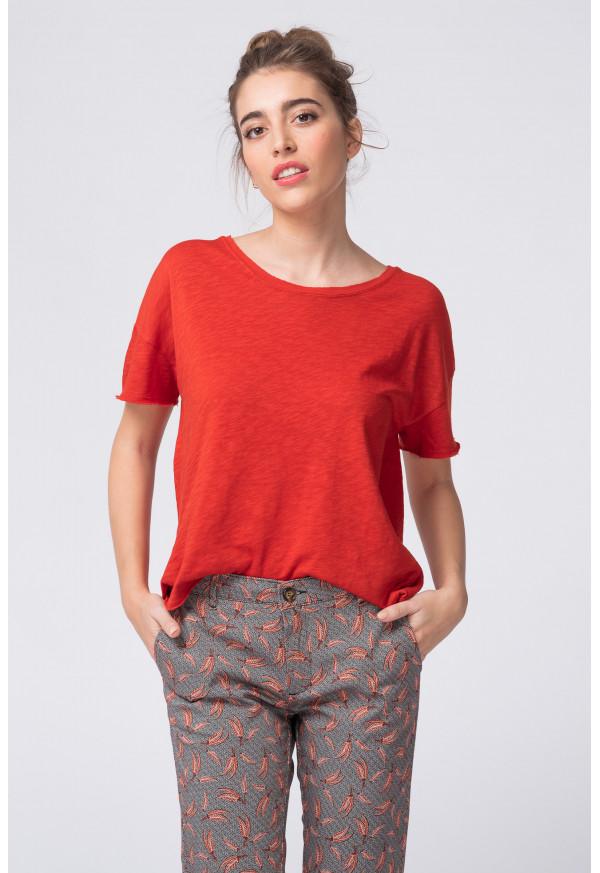 Tee-shirt Sonoma 36b Sanguine