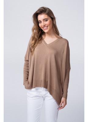 Pull Aaron Taupe