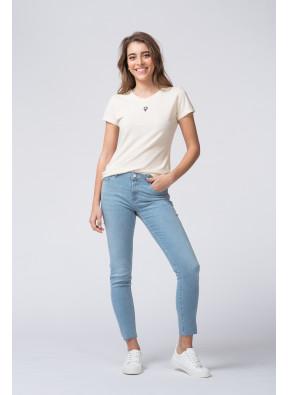 Tee-shirt S20F694 Ecru