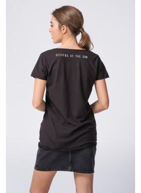 Tee-shirt S20F698 Asphalt