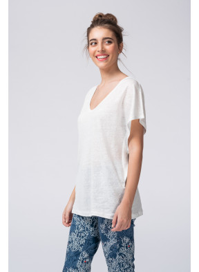 Tee-shirt S20F706 Foggy