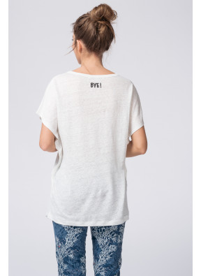 Camiseta S20F706 Foggy