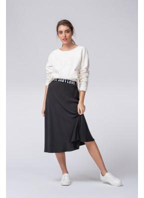 Skirt S20T371 Asphalt
