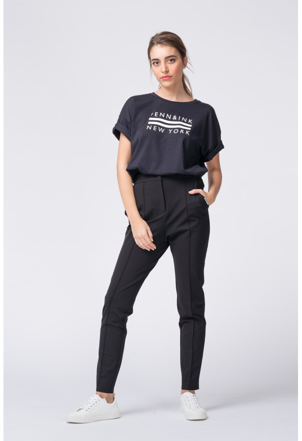 Trouser S20N698 Black