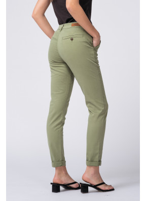Chino Sandy Green Tea
