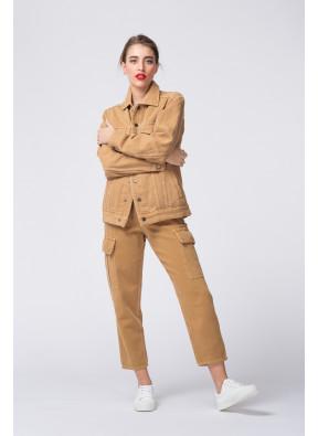 Jacket Tineborow 170 Camello