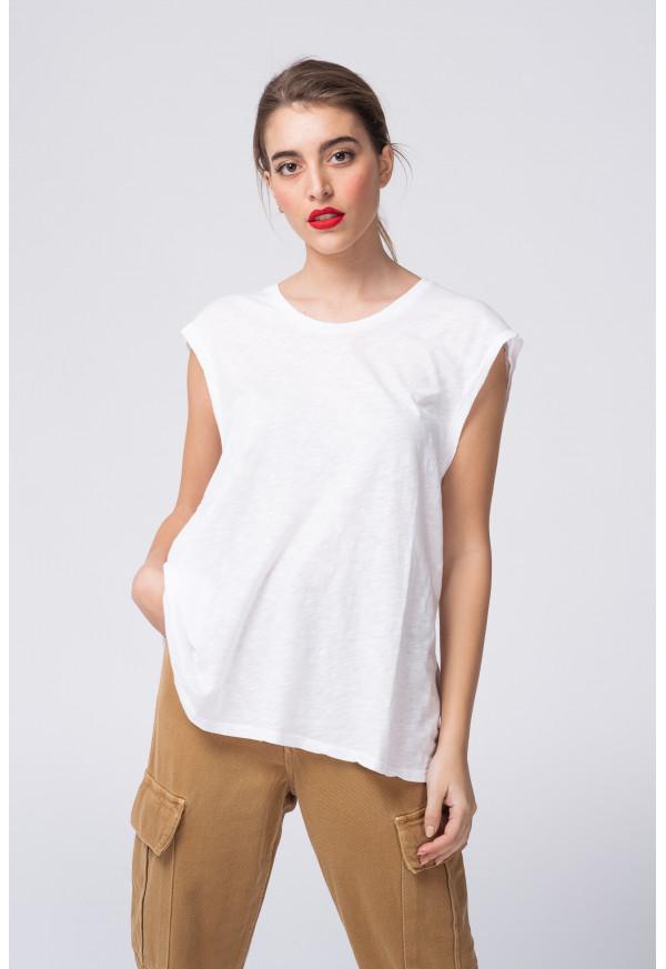 Camiseta Lorkford 20 Blanc
