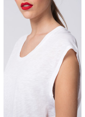 Tee-shirt Lorkford 20 Blanc