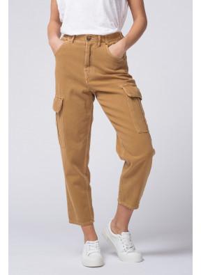 Pantalon Tineborow 172 Camello
