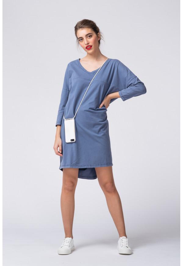 Vestido Rompool 70 Ouragan Vintage