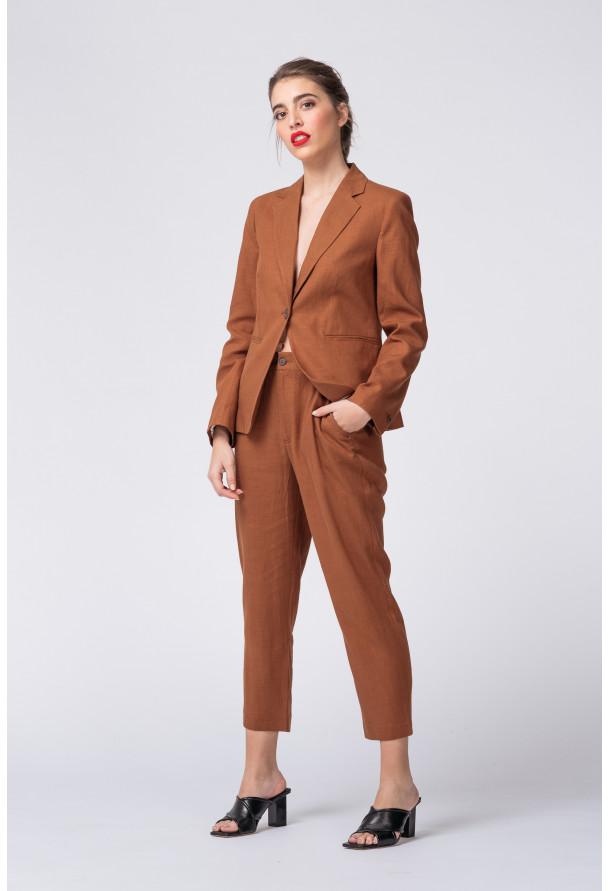 Jacket Gabi Lin Tabac