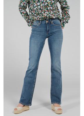 Flare Denim Jeans Phoebe B-213