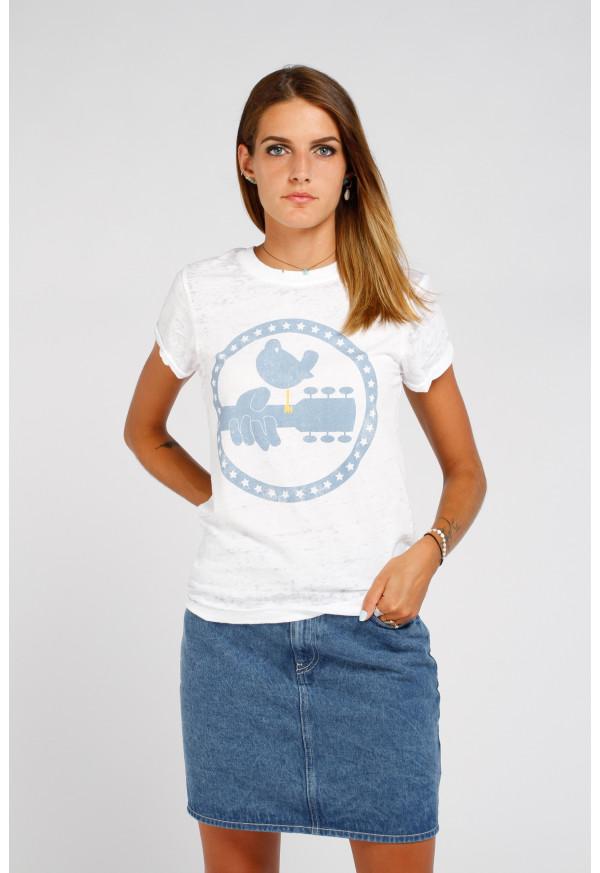 Camiseta 301157 Woodstock