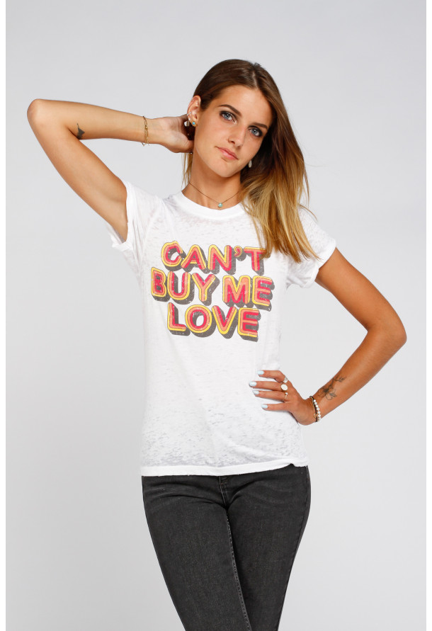 Tee-Shirt 301192 Can't Buy