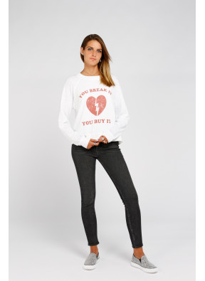 Sweater 301247 Heart