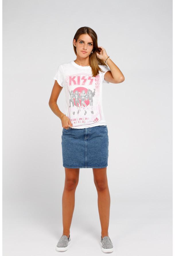 Tee-Shirt 301408 KISS