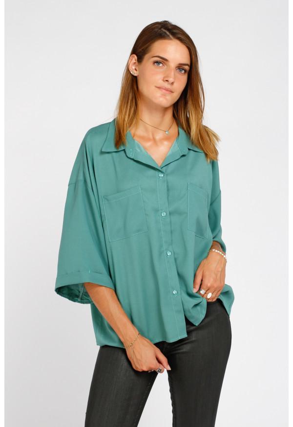 Camisa Amel Vert