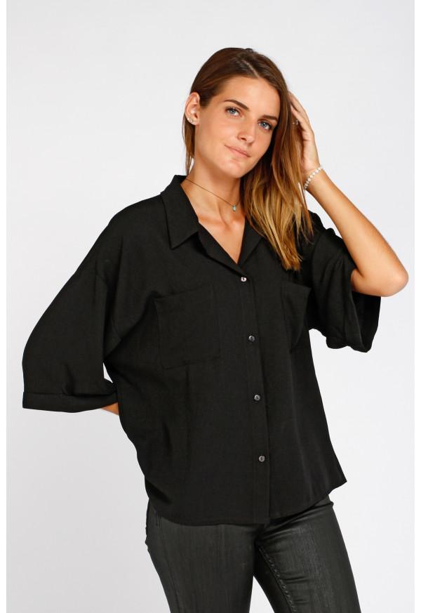 Camisa Amel Noir