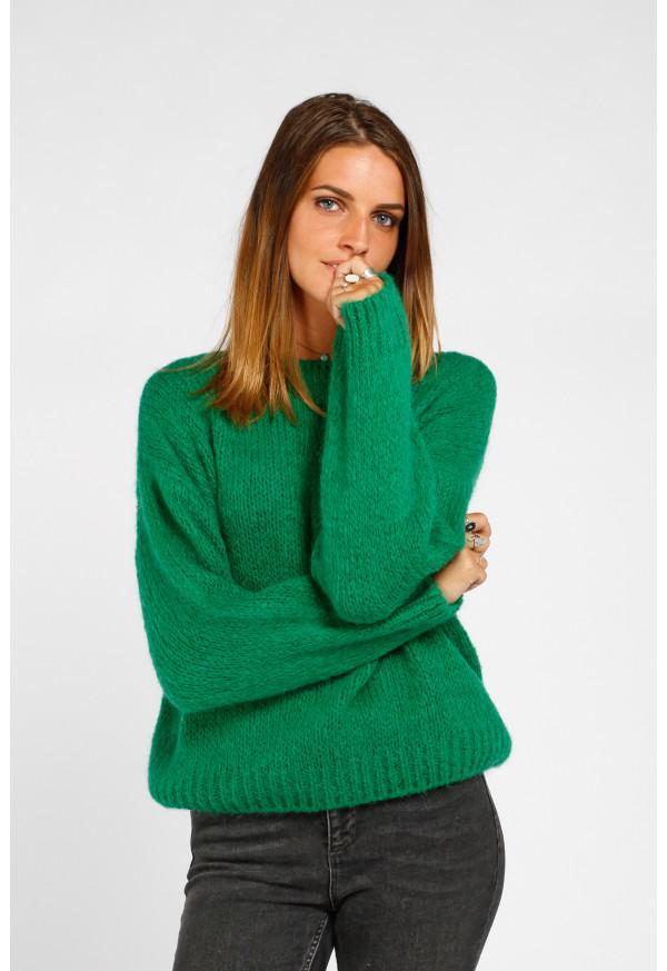Sweater 19208 Vert