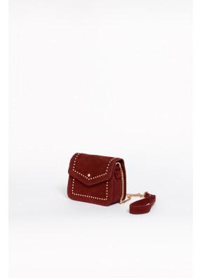 Bag A9906-1 Bordeaux