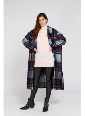 Coat 66081 Azul