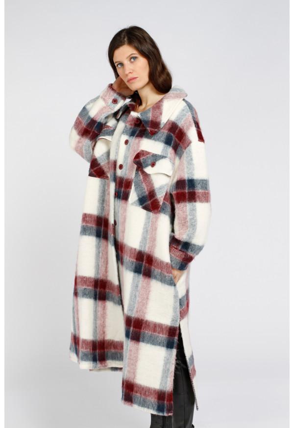 Coat 66081 Blanco