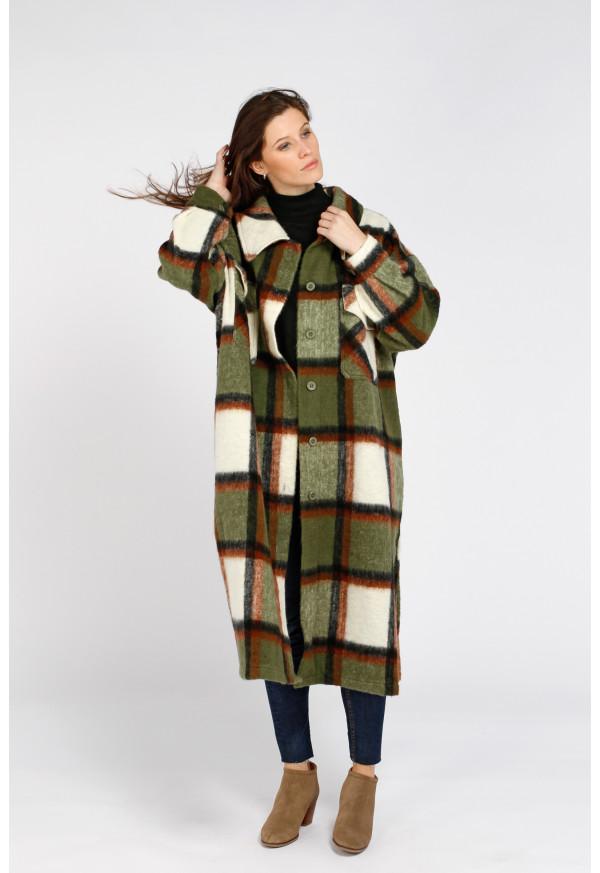 Coat 66081 Vert