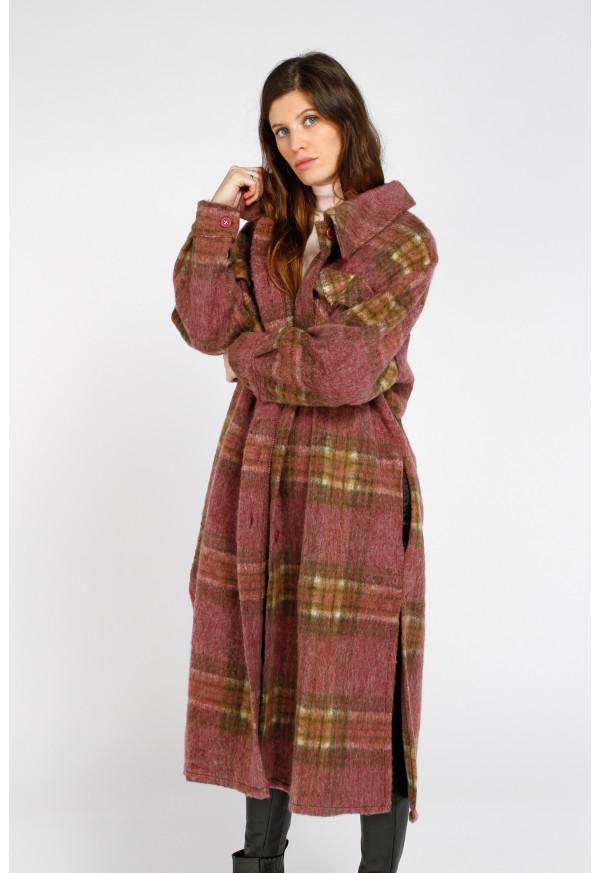 Coat 66081 Rosa