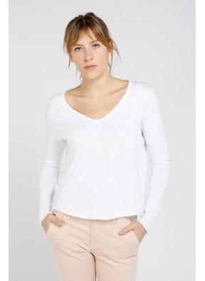 T-shirt Sonoma 02BG Blanc