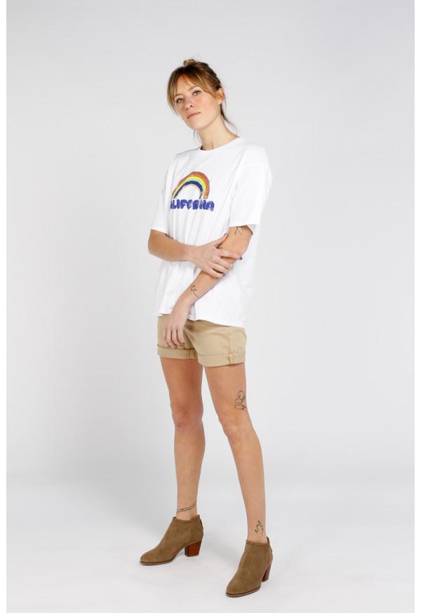 Camiseta California White