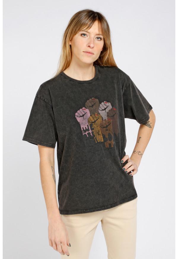Camiseta Equal Black