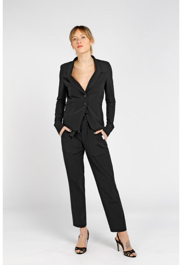 Trouser S21N957 Black